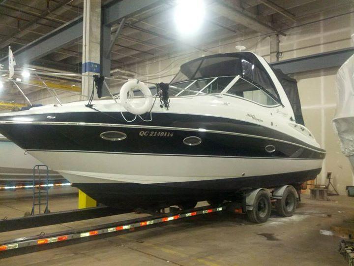 transport de bateau 450-402-0554