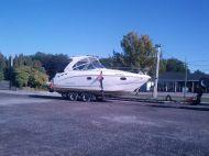 transport de bateaux Jonathan Langevin