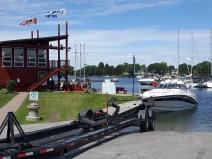Four winns boat