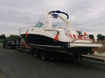 sea ray 32 oversize