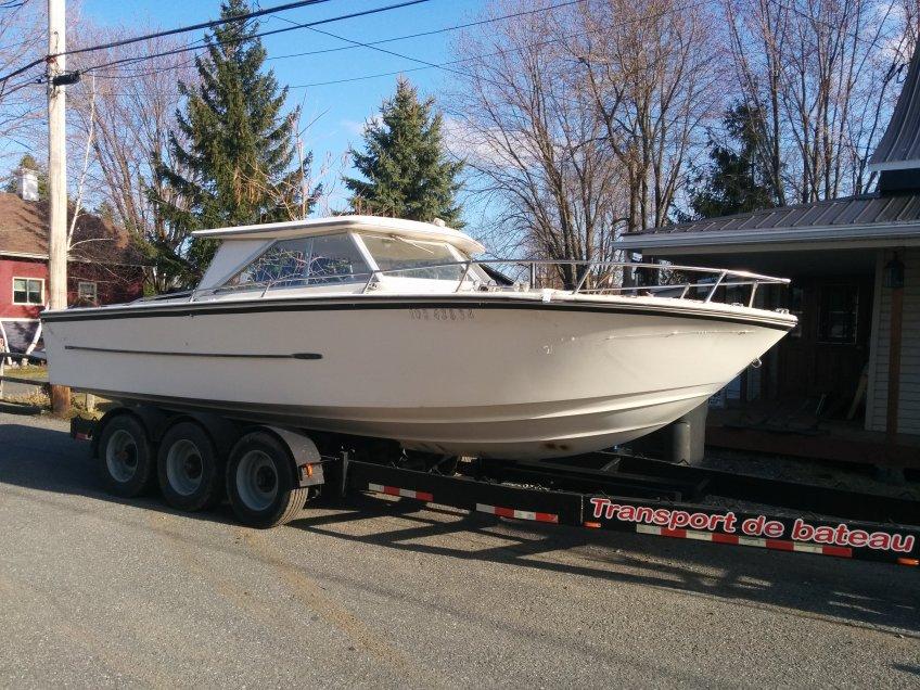 sea ray boat