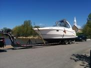 transport de bateau