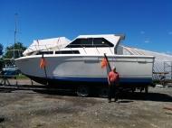 bateau projet